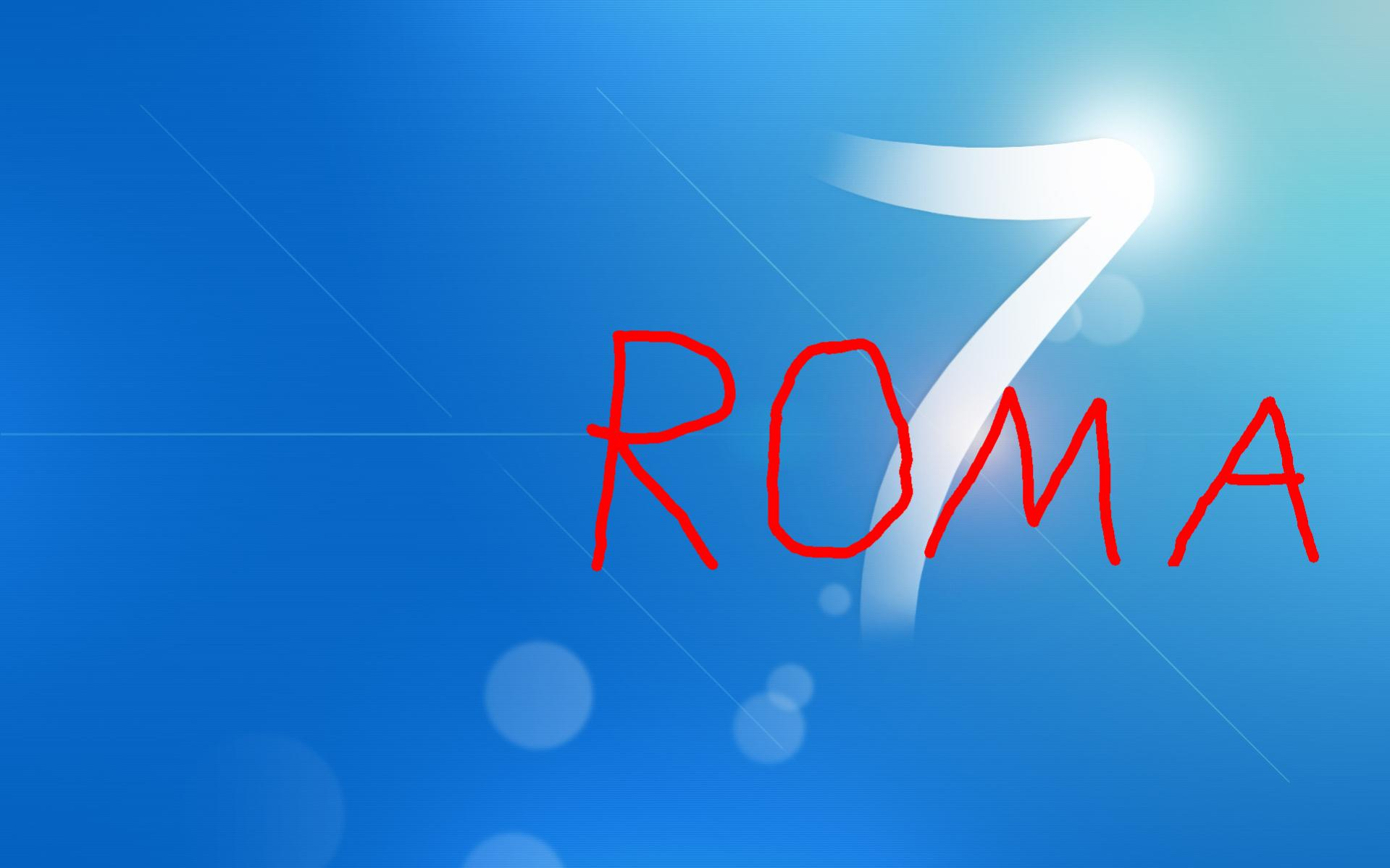 Click image for larger version  Name:Windows7LogoWithRomanGraffiti.jpg Views:27 Size:123.5 KB ID:5614